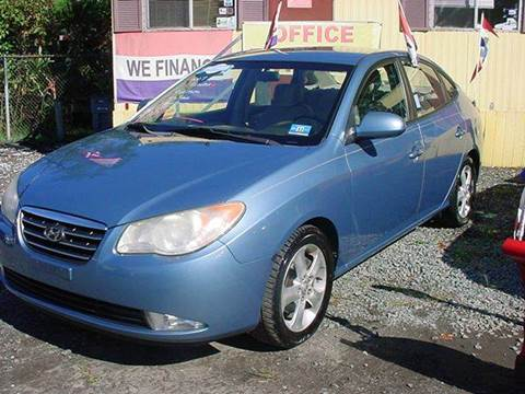 2007 Hyundai Elantra for sale in Monroe Township, NJ