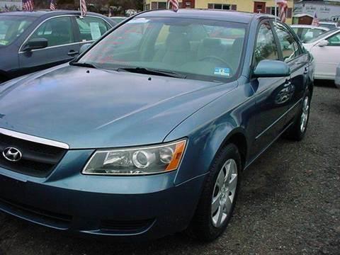 2006 Hyundai Sonata for sale in Monroe Township, NJ