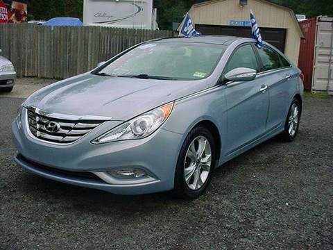 2012 Hyundai Sonata for sale in Monroe Township, NJ