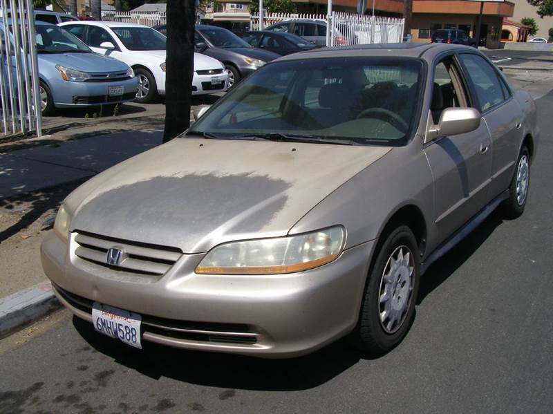 2001 honda accord lx 4dr sedan in san diego ca auto mart. Black Bedroom Furniture Sets. Home Design Ideas
