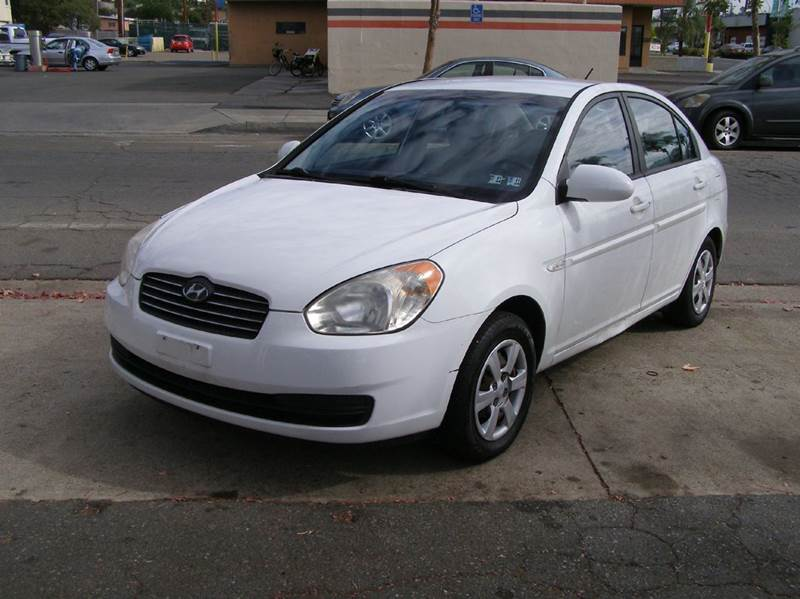 2007 hyundai accent gls 4dr sedan in san diego ca auto mart. Black Bedroom Furniture Sets. Home Design Ideas