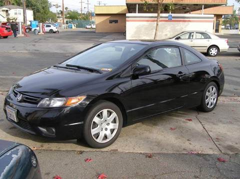 2008 honda civic for sale in san diego ca for Used honda civic san diego