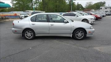 2002 Infiniti G20 for sale in Virginia Beach, VA