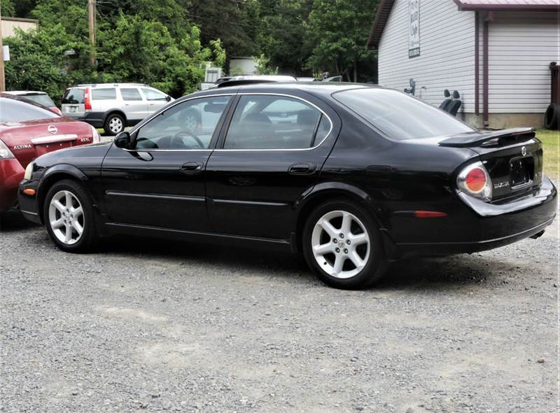 2003 Nissan Maxima GLE 4dr Sedan - Little Rock AR