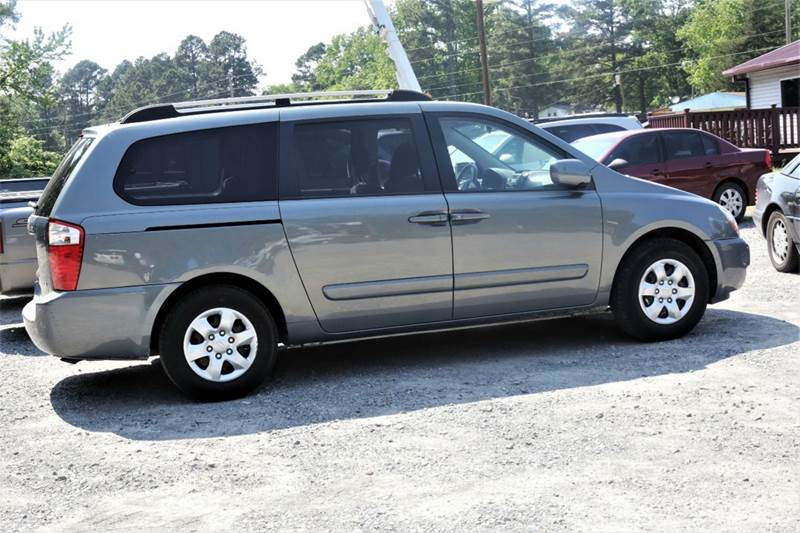 2008 Kia Sedona EX 4dr Extended Mini-Van - Little Rock AR