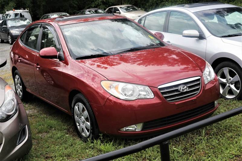 2008 Hyundai Elantra GLS 4dr Sedan - Little Rock AR