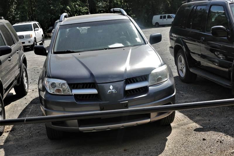 2005 Mitsubishi Outlander AWD LS 4dr SUV - Little Rock AR