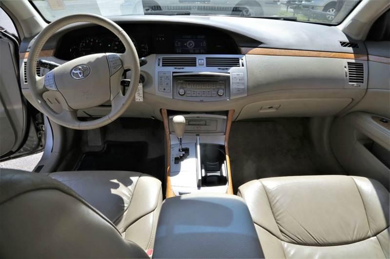2007 Toyota Avalon XL 4dr Sedan - Little Rock AR