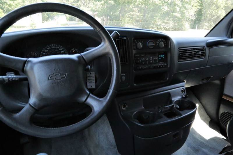 1998 Chevrolet G1500  - Little Rock AR