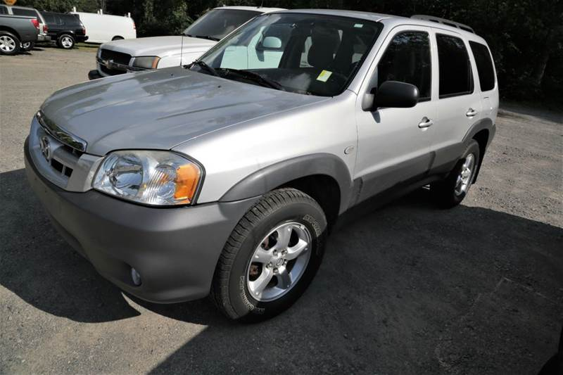 2006 Mazda Tribute i 4dr SUV w/Automatic - Little Rock AR