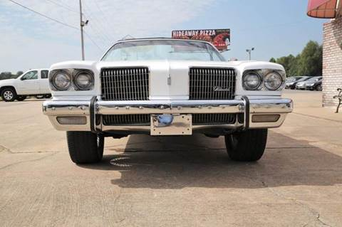 1974 Oldsmobile Delta Eighty-Eight for sale in Sherwood, AR