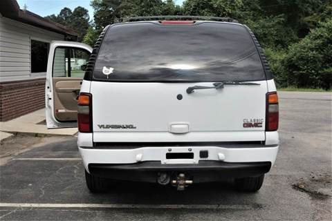 2003 GMC Yukon XL