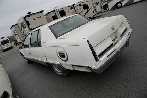 1996 Cadillac Fleetwood for sale in Sherwood, AR