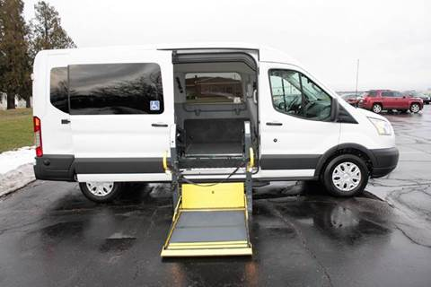 Used Ford Transit Wagon For Sale Michigan Carsforsale Com