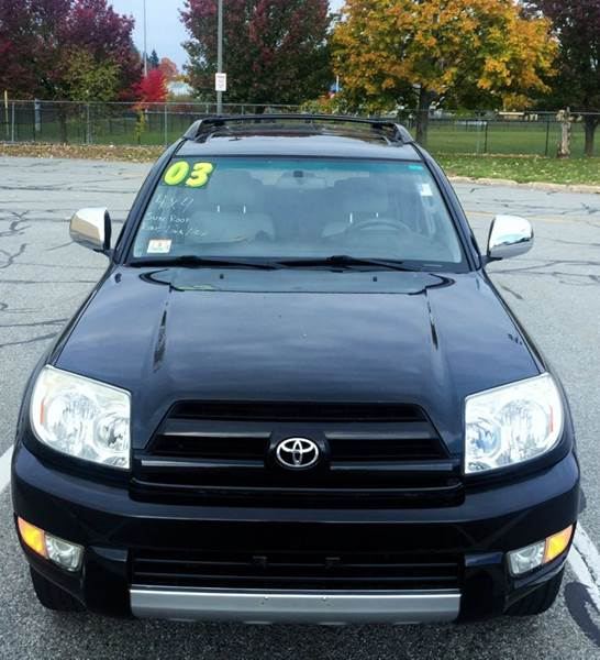 2003 Toyota 4Runner SR5 4WD 4dr SUV - Worcester MA