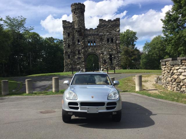 2003 Porsche Cayenne S Tiptronic AWD 4dr SUV - Worcester MA