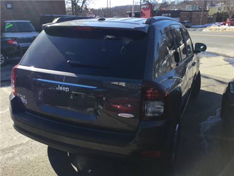 2016 Jeep Compass for sale in Worcester, MA