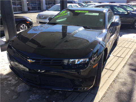 2015 Chevrolet Camaro for sale in Worcester, MA