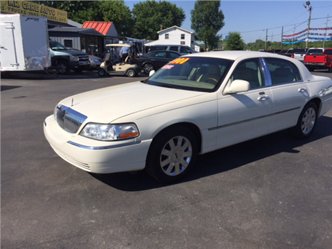 2007 Lincoln Town Car for sale in Camby, IN