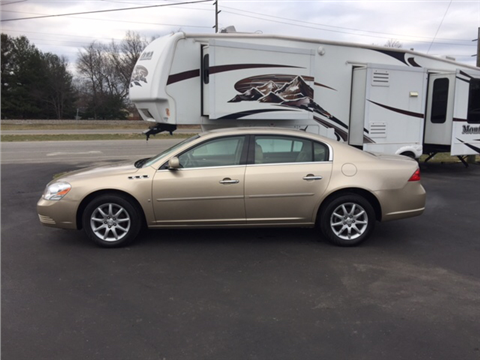 2006 Buick Lucerne for sale in Camby, IN
