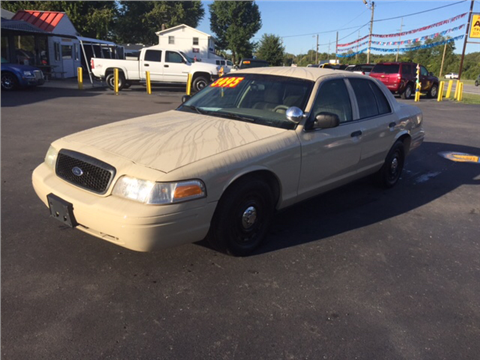 2005 Ford Crown Victoria for sale in Camby, IN