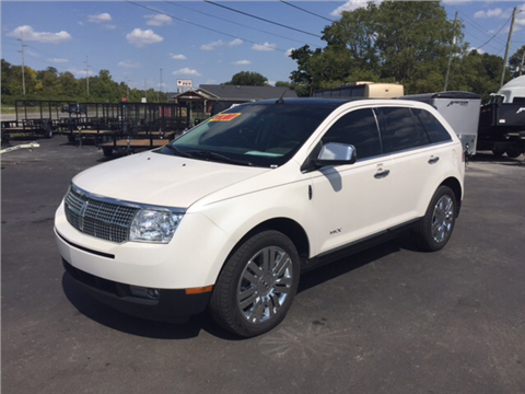 2009 Lincoln MKX for sale in Camby, IN