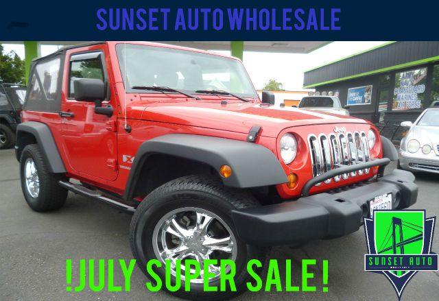 2007 Jeep Wrangler for sale in PUYALLUP WA