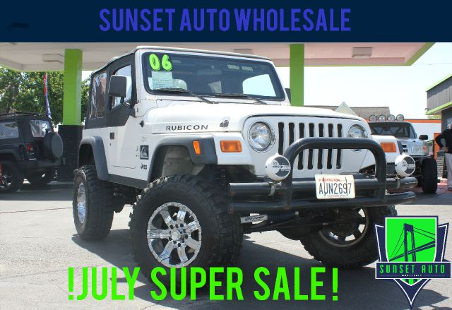 2006 Jeep Wrangler for sale in PUYALLUP WA