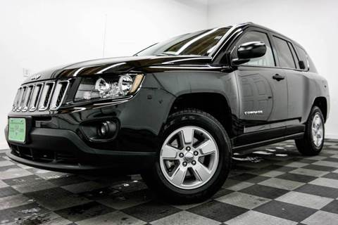 2014 Jeep Compass for sale in Tacoma, WA