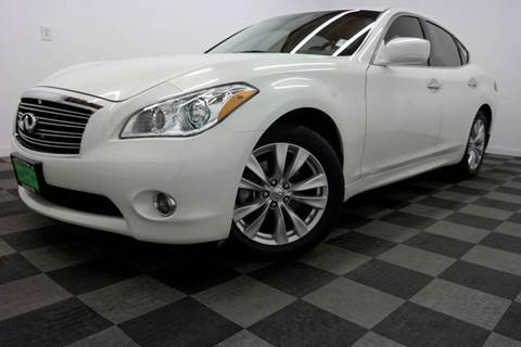 2011 Infiniti M56 for sale in Puyallup, WA