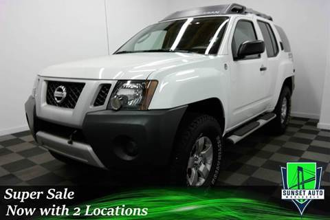 2012 Nissan Xterra for sale in Tacoma, WA