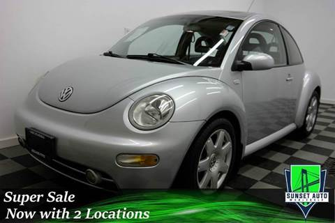 2002 Volkswagen New Beetle for sale in Puyallup, WA