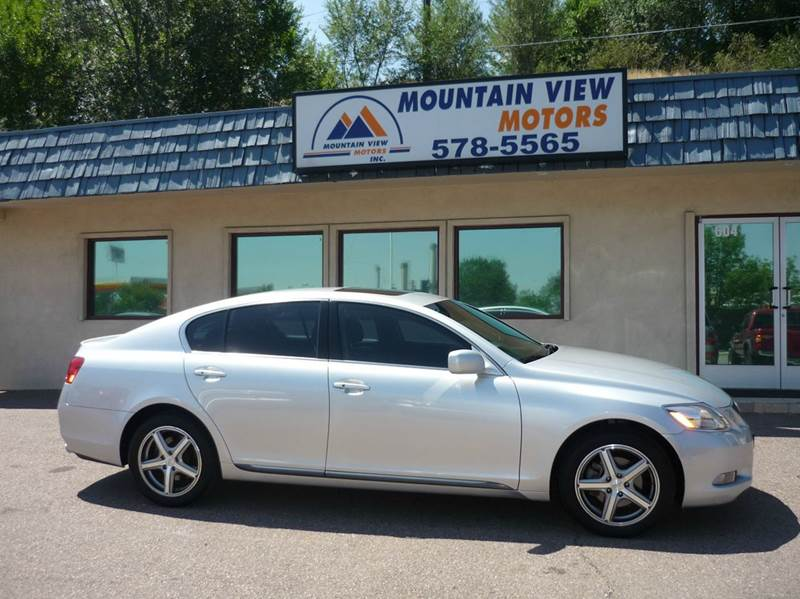 mountain view motors inc used cars colorado springs co. Black Bedroom Furniture Sets. Home Design Ideas