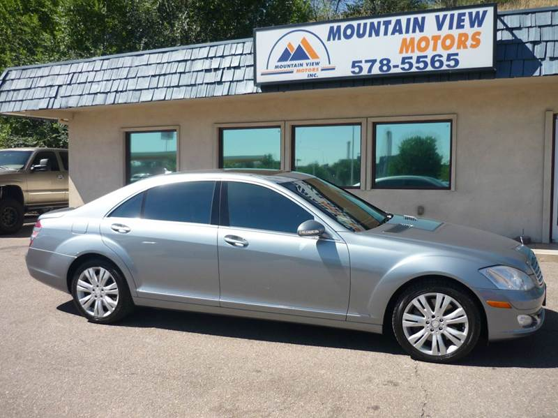 Mountain View Motors Inc