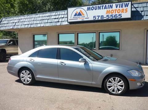 Mercedes Benz For Sale Colorado Springs Co