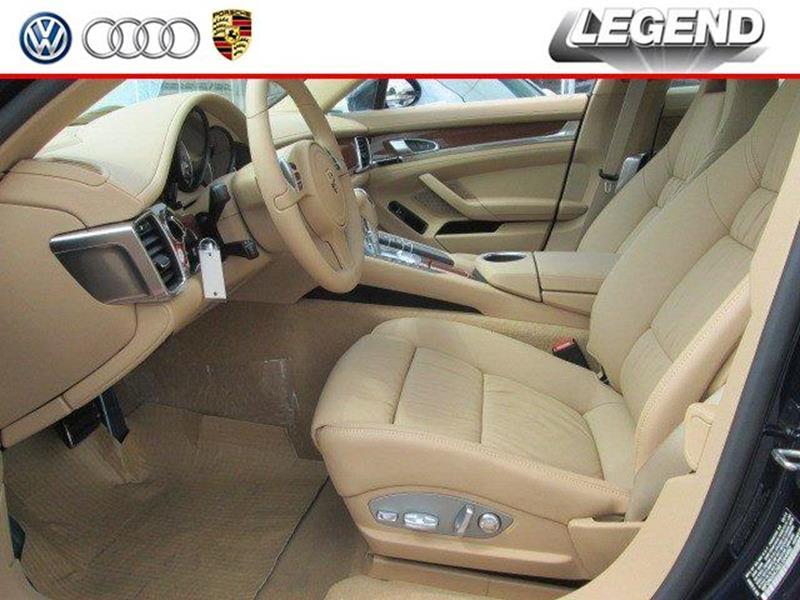 2014 Porsche Panamera S E-Hybrid 4dr Sedan - Massapqua NY