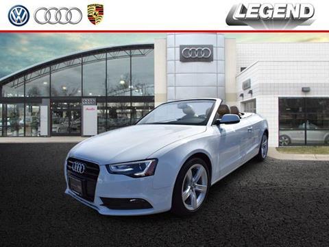 2014 Audi A5 for sale in Massapqua, NY