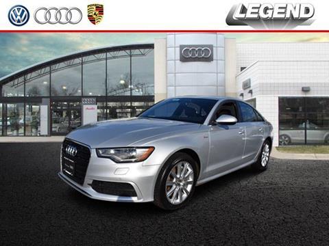 2015 Audi A6 for sale in Massapqua, NY