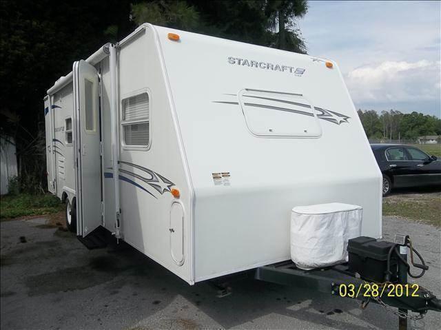 2007 Starcraft nxp