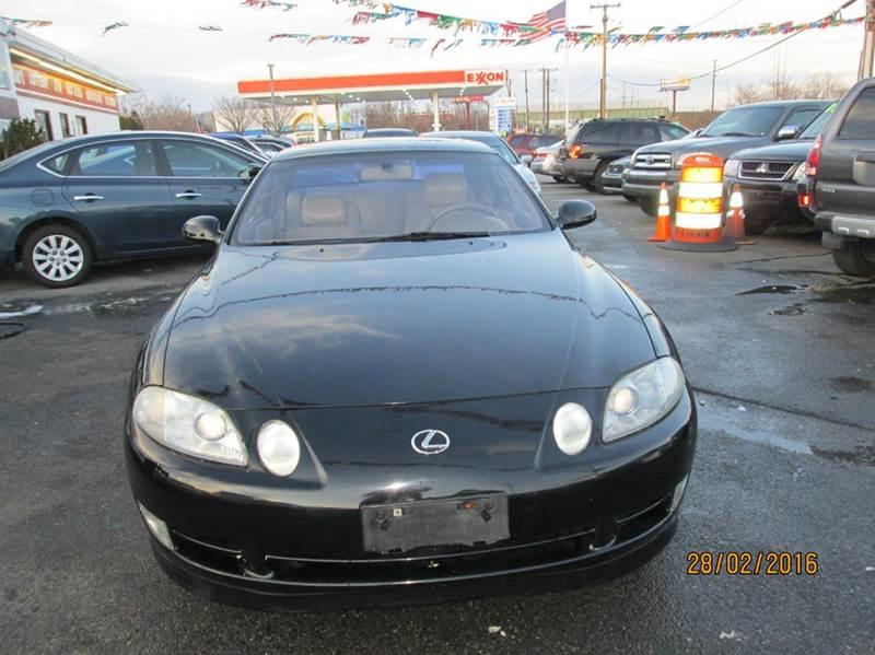 1994 lexus sc 400 2dr coupe in bayonne nj ash auto sales. Black Bedroom Furniture Sets. Home Design Ideas