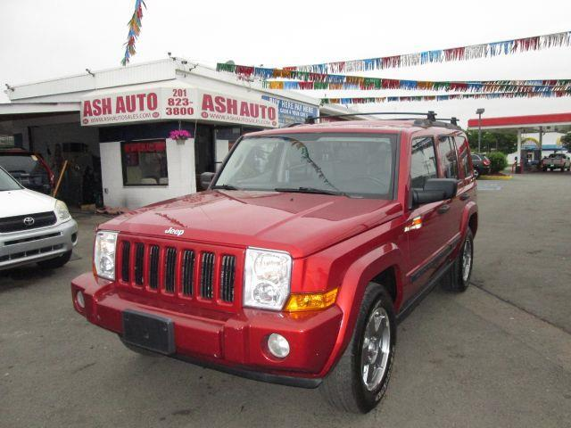2006 Jeep Commander