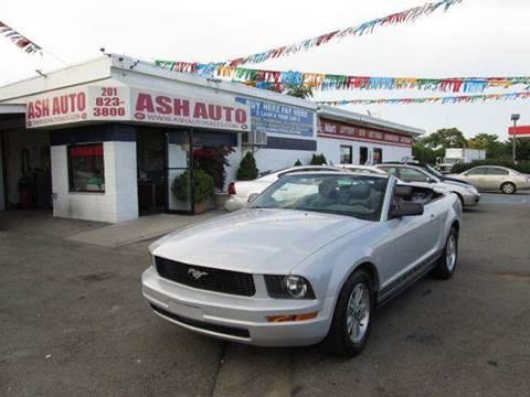2006 Ford Mustang for sale in HILLSIDE NJ