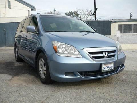 2005 Honda Odyssey for sale in Lomita, CA