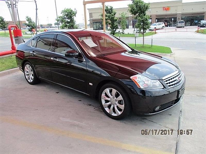 2007 Infiniti M35 35 Sport - Fort Worth TX