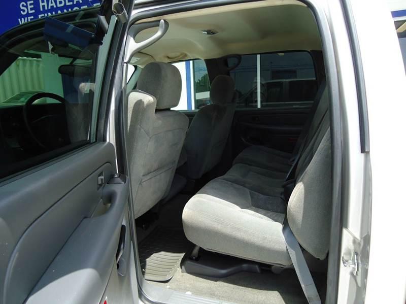 2005 Chevrolet Silverado 1500 4dr Crew Cab Z71 4WD SB - Fort Worth TX
