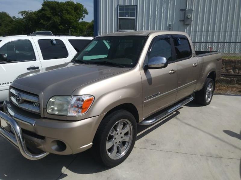 2006 Toyota Tundra ?   Fort Worth TX