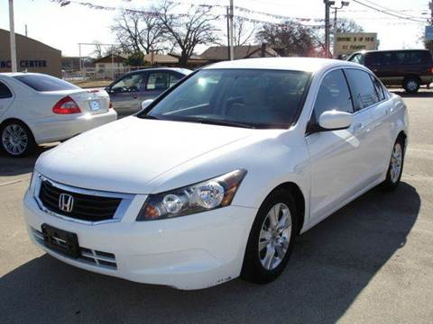 2010 Honda Accord for sale in Haltom City, TX