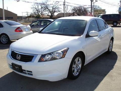 2010 Honda Accord for sale in Haltom City, TX
