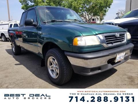 2000 Mazda B Series Pickup For Sale In Orange, CA