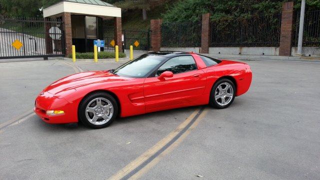Napleton Lincoln River Oaks >> Used 1998 Chevrolet Corvette for sale - Carsforsale.com